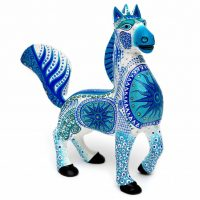 blu-horse-alebrije-by-luis-sosa-zapotec