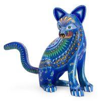 oaxaca-folk-art-alebrije-mystical-cat-figurine
